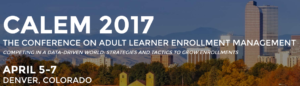 CALEM 2017 in Denver, April 5-7